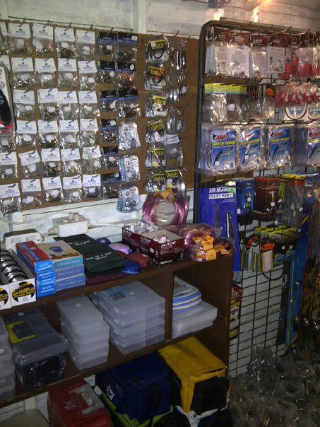 Tackle Shop -