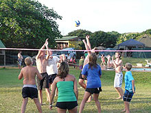 Volley Ball -